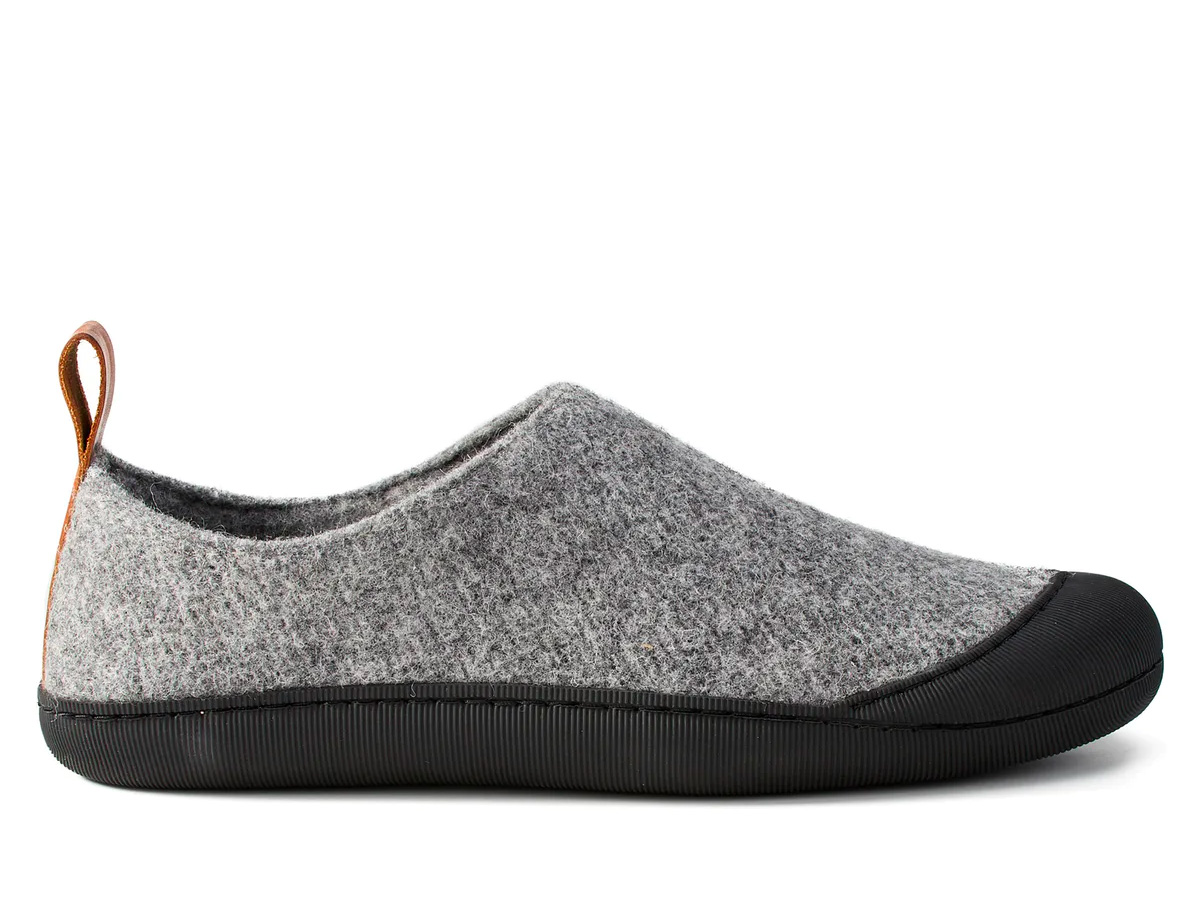 Greys Outdoor Slippers are Winter Worthy at werd.com
