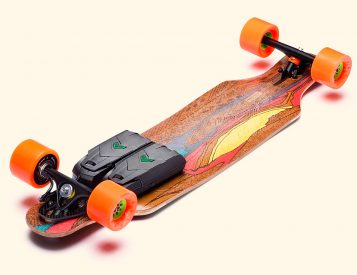 Convert Your Skate into an Electric Vehicle with Unlimited x Loaded
