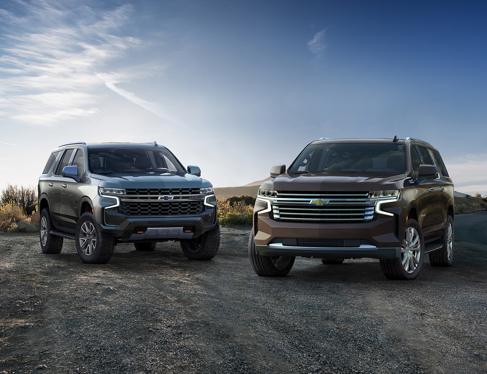 Chevy Suburban & Tahoe Updated with OTA for 2021 at werd.com