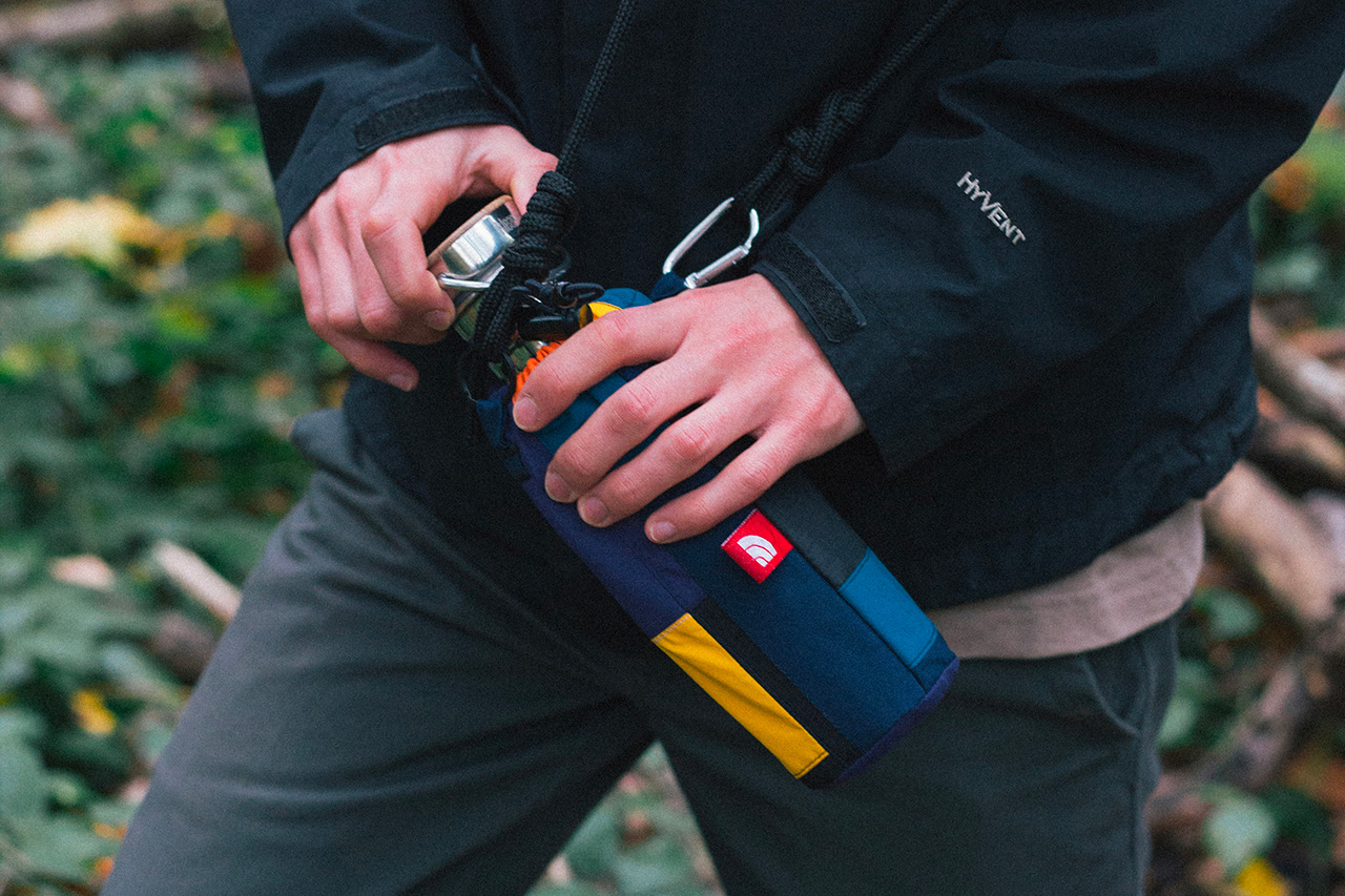 Greater Goods has a Better Way To Carry Your Water Bottle at werd.com