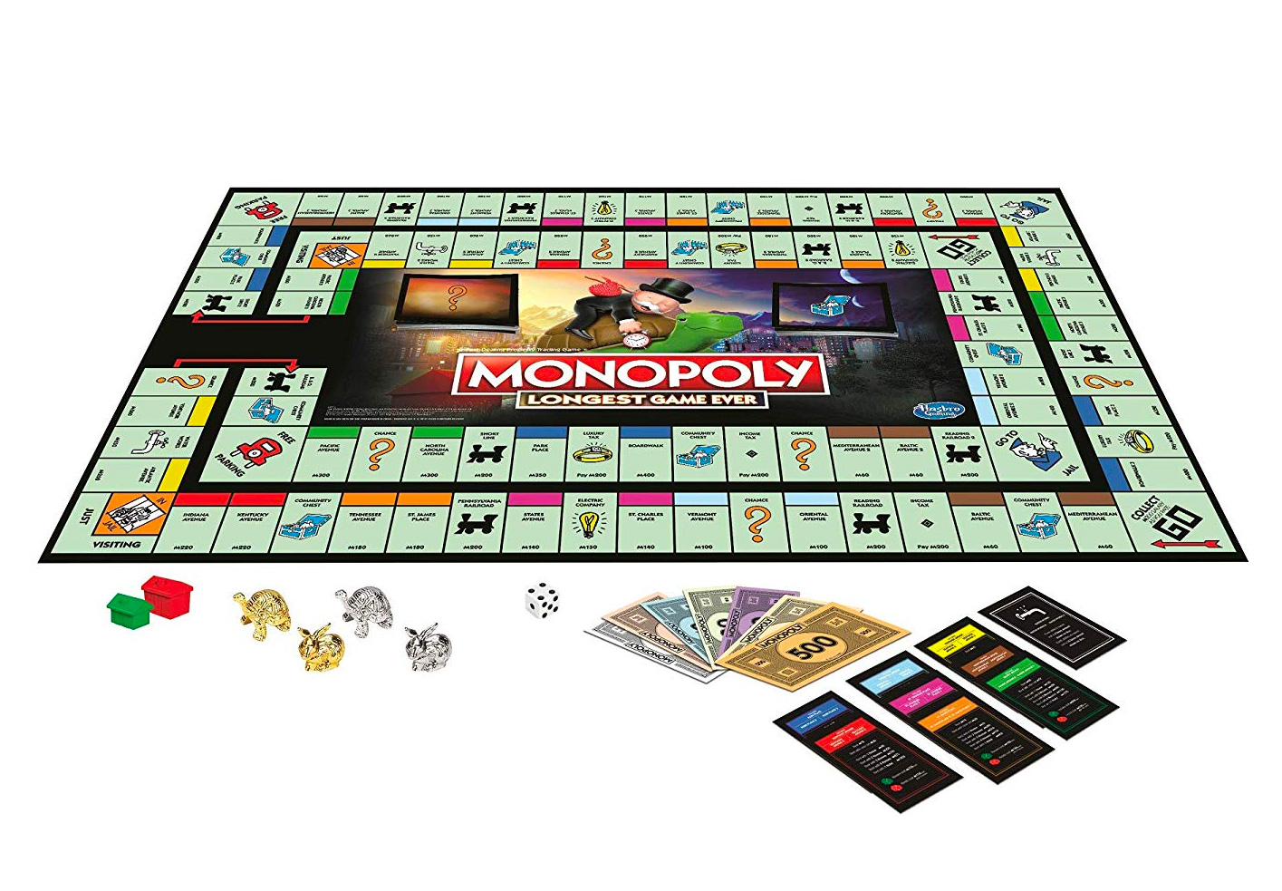 Host a Holiday Monopoly Marathon with the Longest Game Ever at werd.com