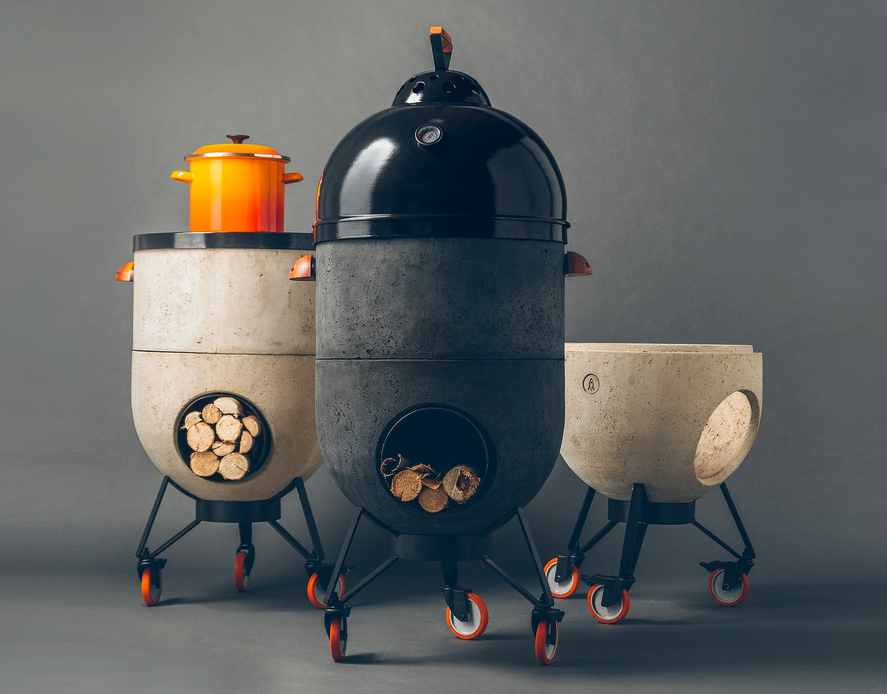 The Noori V01 is a Great Grill & So Much More at werd.com